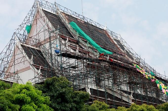 Leien dak vernieuwen
