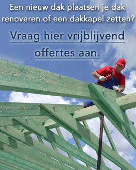 Offerte aanvragen dakwerken
