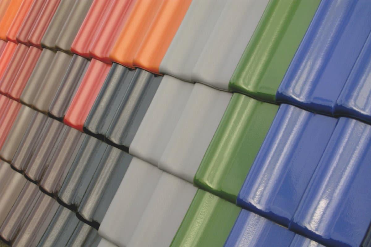 dakpannen kleuren