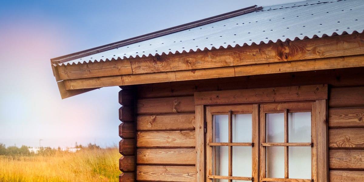 dak tuinhuis bedekken