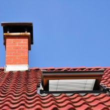 dakpannen hellend dak