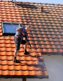 dakreiniging dakwerker