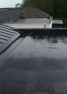 Dakbedekking plat dak: 4 mogelijkheden en hun prijs per m2