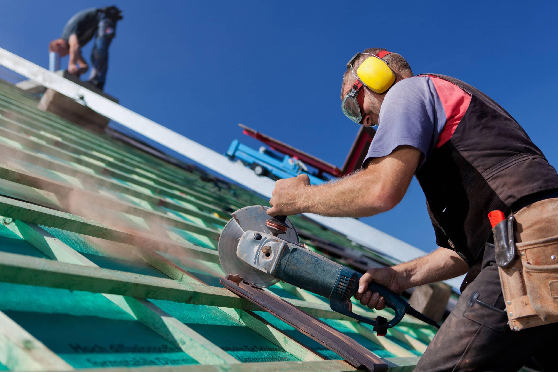 hoe dakpannen leggen
