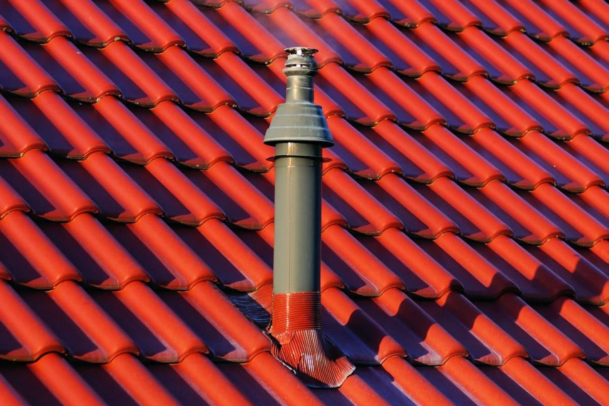keramische dakpannen