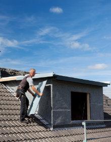 plaatsing dakkapel door dakwerker
