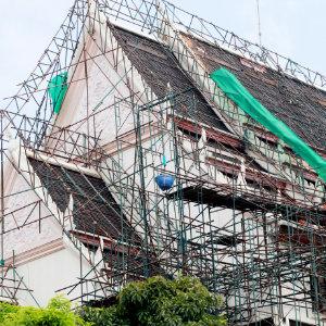 renovatie van dak