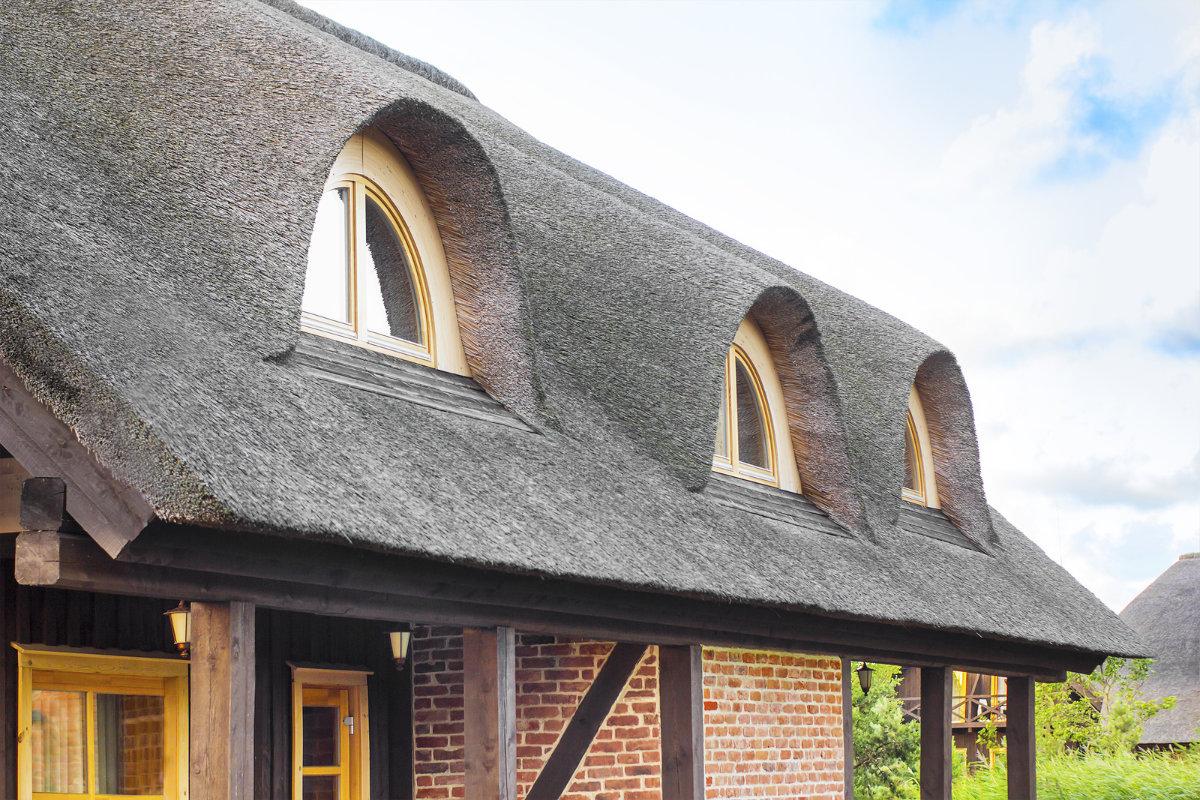 Rieten dak levensduur