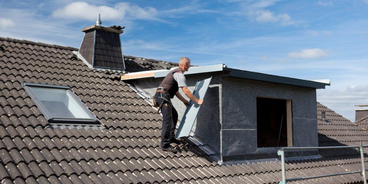 schuin dak verhogen
