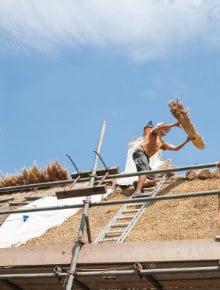 voordelen rieten dak